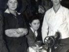 Helena Pakoszewska podczas nauki zawodu
