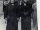Helena Pakoszewska z mamą Stanisławą