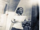 Helena Pakoszewska. Sambor 1940 rok.