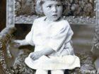 Helusia Pakoszewska. Zdjęcie wykonane w zakładzie E. Rosslera w Drohobyczu