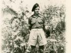 Józef Kiełb (starszy brat Stanisława) podczas służby w Armii Andersa