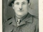 Jan Kiełb - stryjeczny brat ojca Stanisława Kiełba podczas służby w Armii Andersa