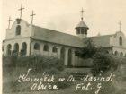 Kościółek w Masindi