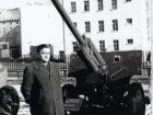 Władysław Cichocki w Kołobrzegu - 1977 rok