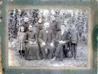 Z rodzinnego albumu Dębickich